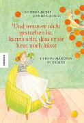 Cover-Bild zu Boese, Cornelia: Und wenn er nicht gestorben ist, kann's sein, dass er sie heut noch küsst