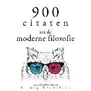 Cover-Bild zu Kant, Immanuel: 900 citaten uit de moderne filosofie (Audio Download)