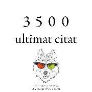Cover-Bild zu Austen, Jane: 3500 ultimat citat (Audio Download)