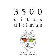 Cover-Bild zu Austen, Jane: 3500 citas ultimas (Audio Download)