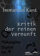 Cover-Bild zu Kant, Immanuel: Kritik der reinen Vernunft (eBook)