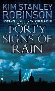 Cover-Bild zu Robinson, Kim Stanley: Forty Signs of Rain