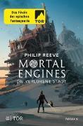 Cover-Bild zu eBook Mortal Engines - Die verlorene Stadt