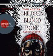 Cover-Bild zu Adeyemi, Tomi: Children of Blood and Bone