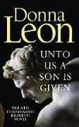 Cover-Bild zu eBook Unto Us a Son Is Given