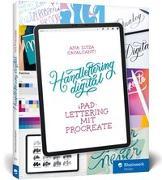 Cover-Bild zu Handlettering digital