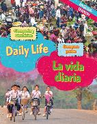 Cover-Bild zu Comparing Countries: Daily Life (English/Spanish)