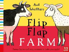 Cover-Bild zu Nosy Crow: Axel Scheffler's Flip Flap Farm