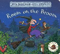 Cover-Bild zu Donaldson, Julia: Room on the Broom