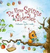 Cover-Bild zu Amft, Diana: Die kleine Spinne Widerlich - Der Geburtstagskalender
