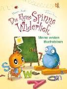 Cover-Bild zu Amft, Diana: Die kleine Spinne Widerlich - Meine ersten Buchstaben