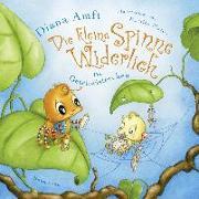 Cover-Bild zu Amft, Diana: Die kleine Spinne Widerlich - Das Geschwisterchen (Mini-Ausgabe)