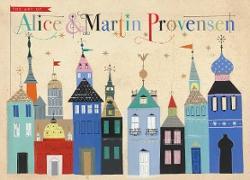 Cover-Bild zu Provensen, Alice: The Art of Alice and Martin Provensen (eBook)