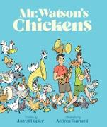 Cover-Bild zu Dapier, Jarrett: Mr. Watson's Chickens (eBook)