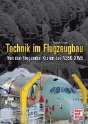 Cover-Bild zu Fecker, Andreas: Technik im Flugzeugbau