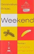Cover-Bild zu Brisac, Geneviève: Weekend