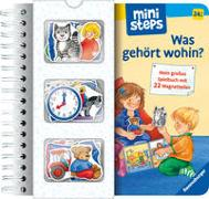 Cover-Bild zu Eberhard, Irmgard: Was gehört wohin?