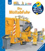 Cover-Bild zu Nieländer, Peter: Wieso? Weshalb? Warum? junior: Die Müllabfuhr (Band 16)