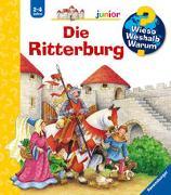 Cover-Bild zu Trapp, Kyrima: Wieso? Weshalb? Warum? junior: Die Ritterburg (Band 4)