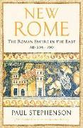 Cover-Bild zu Stephenson, Paul: New Rome (eBook)