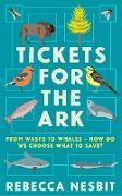 Cover-Bild zu Nesbit, Rebecca: Tickets for the Ark (eBook)