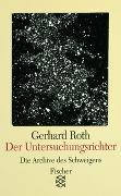 Cover-Bild zu Roth, Gerhard: Der Untersuchungsrichter