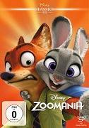 Cover-Bild zu Zoomania - Zootopia - Disney Classics 55 von Howard, Byron (Reg.)