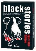 Cover-Bild zu Harder, Corinna: black stories - Epic Fails Edition