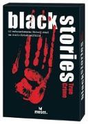 Cover-Bild zu Harder, Corinna: black stories - True Crime