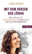 Cover-Bild zu Onken, Julia: Mit dem Herzen der Löwin