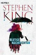 Cover-Bild zu King, Stephen: Blutige Nachrichten