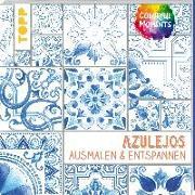 Cover-Bild zu frechverlag: Colorful Moments - Azulejos