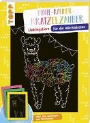 Cover-Bild zu frechverlag: Bunte Rahmen Kratzelzauber für die Allerkleinsten: Lieblingstiere