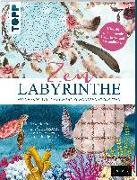 Cover-Bild zu frechverlag: Zen Labyrinthe - Finde den Weg durch die schönsten Irrgärten