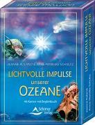 Cover-Bild zu Lichtvolle Impulse unserer Ozeane von Ruland, Jeanne