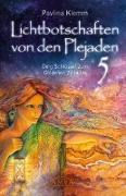 Cover-Bild zu Lichtbotschaften von den Plejaden Band 5 von Klemm, Pavlina