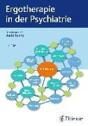 Cover-Bild zu Kubny, Beate (Hrsg.): Ergotherapie in der Psychiatrie (eBook)