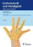 Cover-Bild zu Schönthaler, Erna (Hrsg.): Grafomotorik und Händigkeit (eBook)