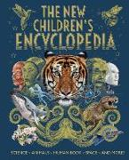 Cover-Bild zu Hibbert, Claire: New Children's Encyclopedia: Science, Animals, Human Body, Space, and More!