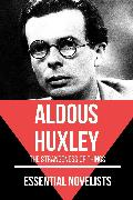 Cover-Bild zu Huxley, Aldous: Essential Novelists - Aldous Huxley (eBook)