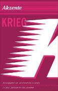 Cover-Bild zu Lendle, Jo (Hrsg.): Akzente 2 / 2015