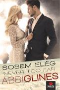 Cover-Bild zu Glines, Abbi: Never too far - Sosem elég (eBook)
