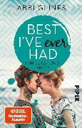 Cover-Bild zu Glines, Abbi: Best I've Ever Had - Für jetzt und immer (eBook)