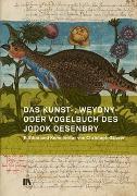 Cover-Bild zu Das Kunst-, Weydny- oder Vogelbuch des Jodok Oesenbry von Antiquarische Gesellschaft in Zürich (Hrsg.)