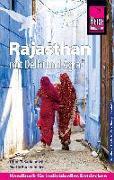 Cover-Bild zu Barkemeier, Thomas: Reise Know-How Reiseführer Rajasthan mit Delhi und Agra