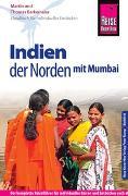Cover-Bild zu Barkemeier, Thomas: Reise Know-How Reiseführer Indien - der Norden mit Mumbai