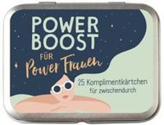 Cover-Bild zu Power Boost für Powerfrauen von Groh Redaktionsteam (Hrsg.)