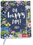 Cover-Bild zu Oh happy day! 2021 von Groh Redaktionsteam (Hrsg.)