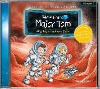 Cover-Bild zu Flessner, Bernd: Der kleine Major Tom. Hörspiel 6: Abenteuer auf dem Mars