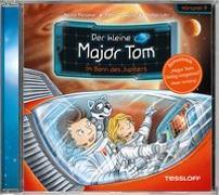 Cover-Bild zu Flessner, Bernd: Der kleine Major Tom. Hörspiel 9: Im Bann des Jupiters